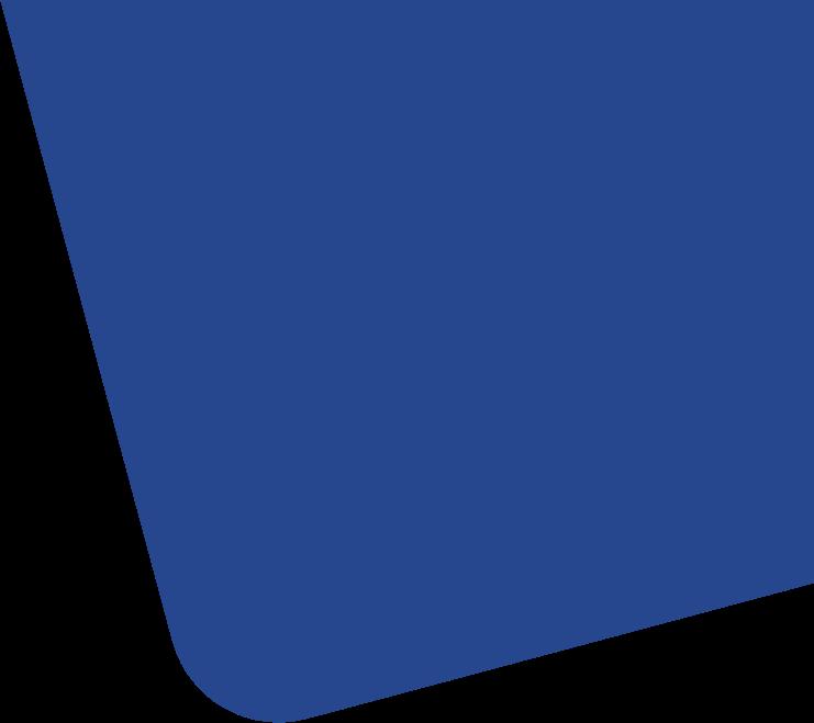 Imagem de sobreposição azul