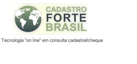 Logotipo do parceiro Cadastro Forte Brasil Ltda