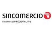 Logotipo do parceiro SINCOMERCIO ITU